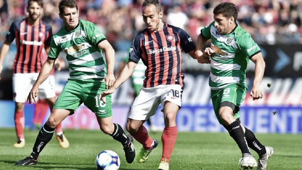 San Lorenzo busca la recuperación en una visita a Banfield