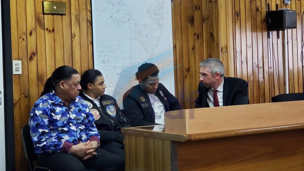 Dominicanos condenados a 6 años e indemnización por balear a un hombre