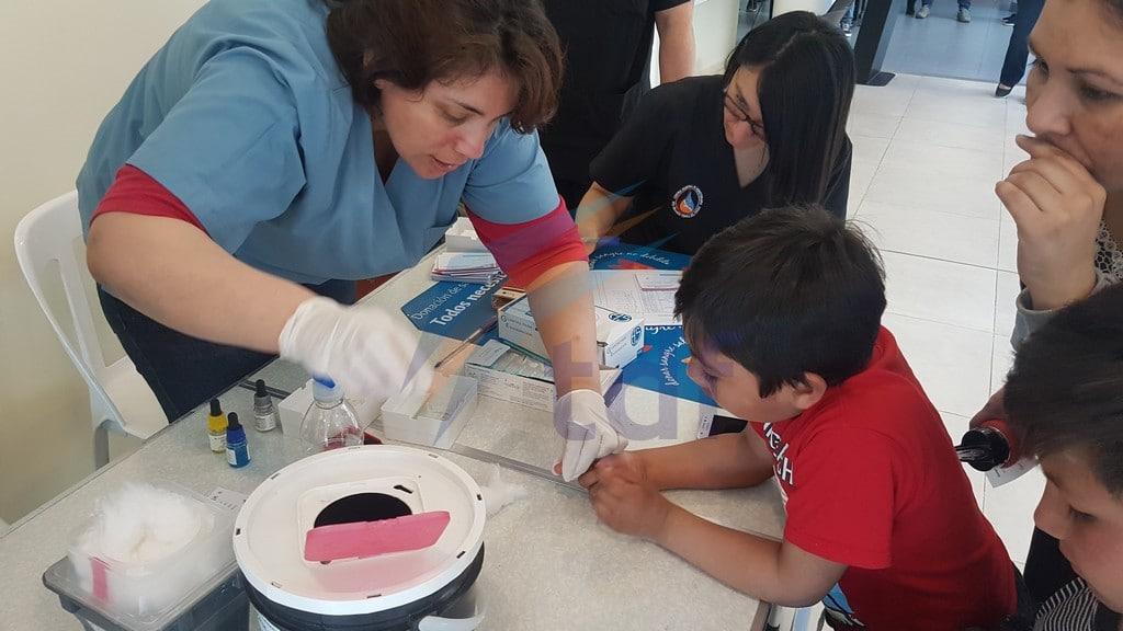 Con análisis de sangre celebran hoy en el hospital el Día del Donante