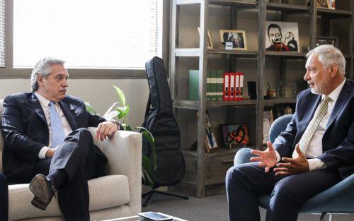 Alberto Fernández en busca de inversiones:recibirá1.600 millones de dólaresde FONPLATA