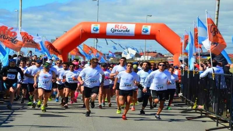 """Llega la séptima edición de la maratón """"Río Grande corre por Malvinas"""""""