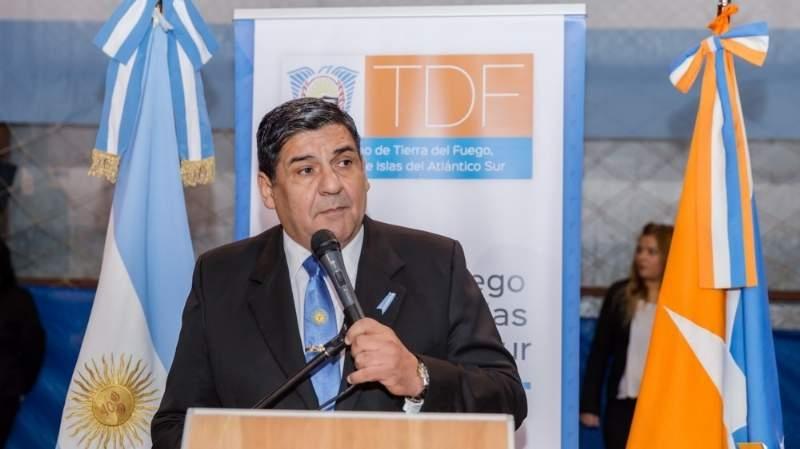 """Arcando llamó """"a bregar por la unidad de toda Latinoamérica,los argentinos,y los fueguinos"""""""