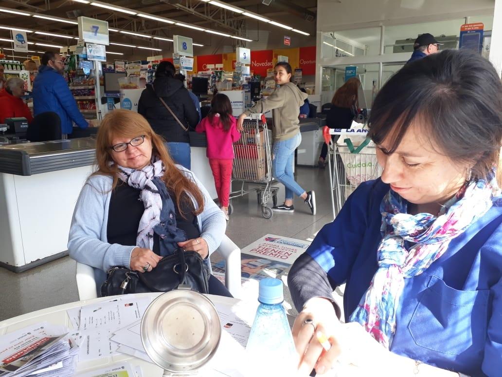 Municipio realiza controles gratuitos por Día Mundial de la Diabetes