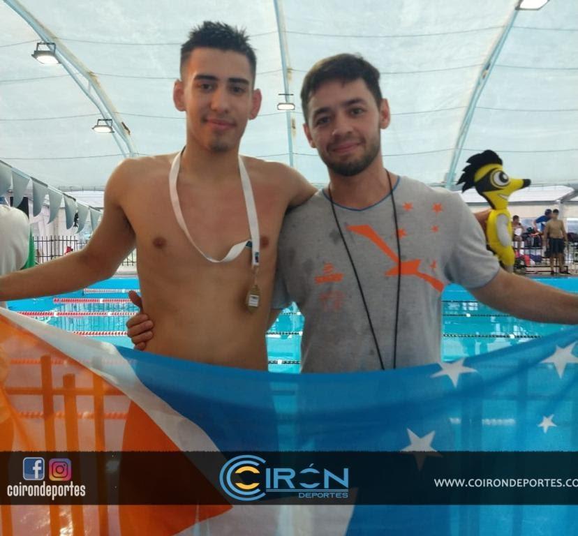 TDF obtuvo dos medallas más en Juegos Binacionales de la Araucanía