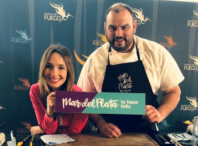 """Se desarrolla con éxito la """"Semana gastronómica Mar del Plata en Ushuaia"""""""