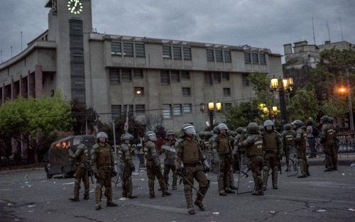 Disturbios en Latinoamérica, recuerdo inquietante de las Juntas