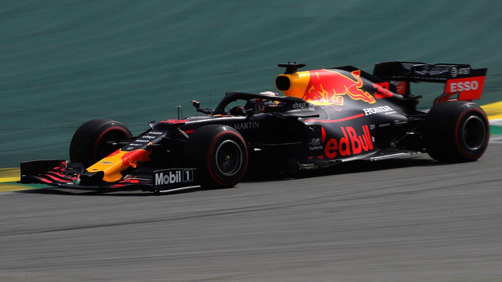 Victoria de holandés Verstappen en el Gran Premio de Brasil