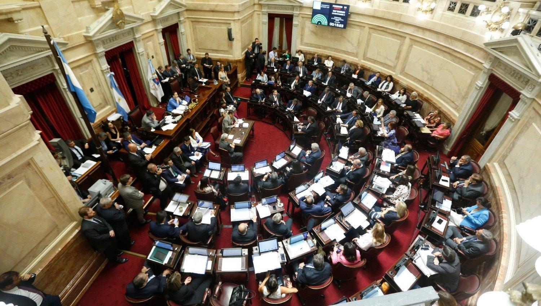 El 27 de noviembre será la sesión de juramento de los nuevos senadores