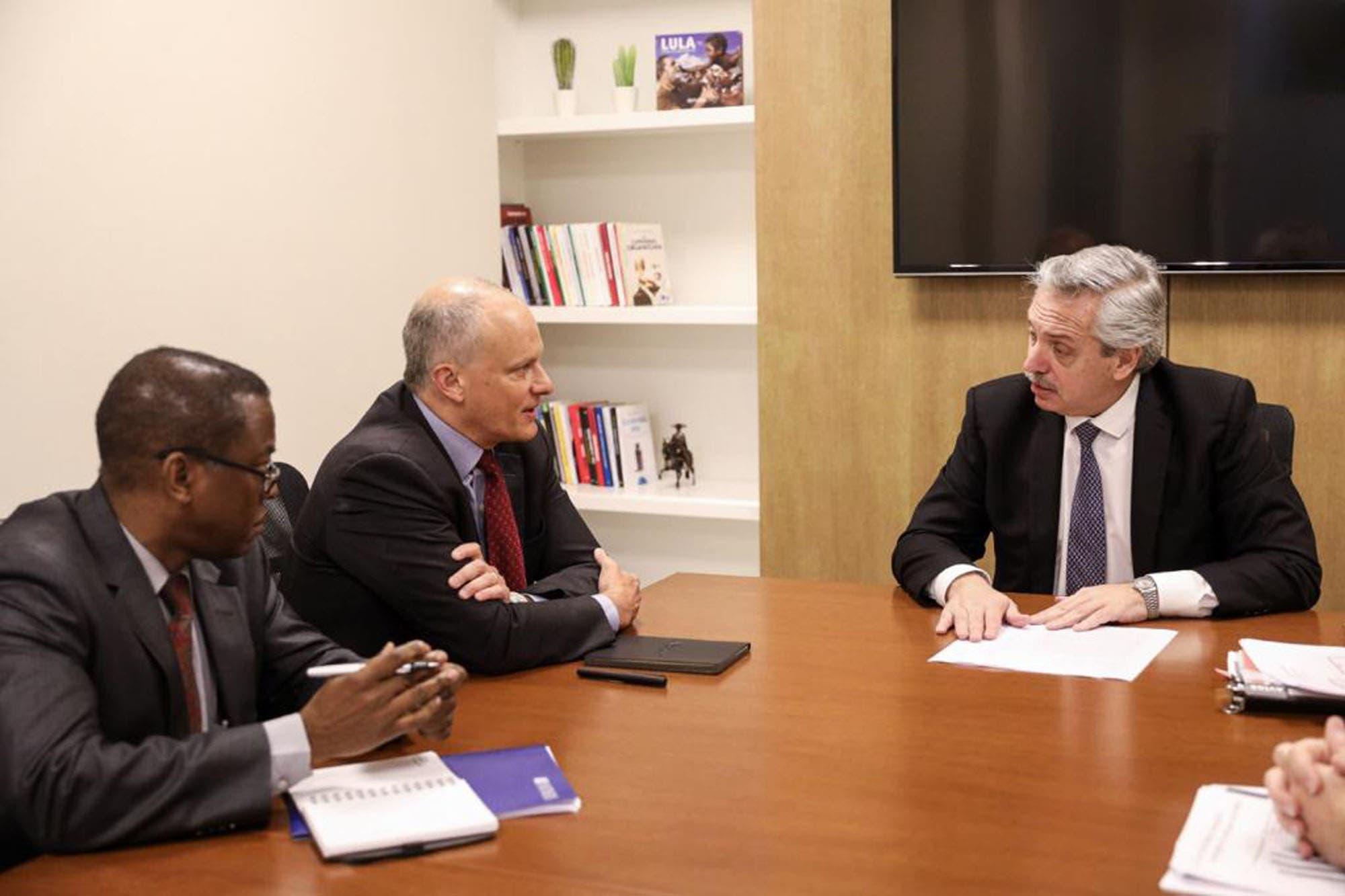 """Deuda. El FMI espera trabajar """"muy pronto"""" con el equipo de Alberto Fernández"""