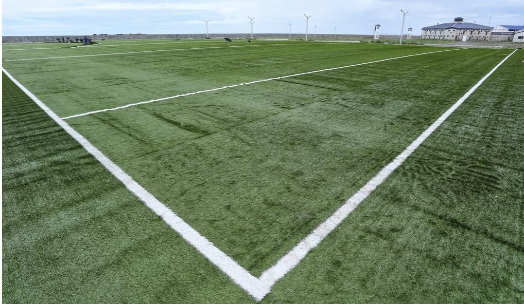 El 4 de diciembre los presos tendrán una cancha de rugby