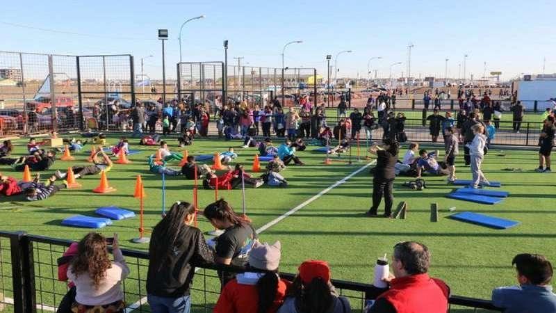La Agencia de Deportes y Juventud cierra el año de actividades