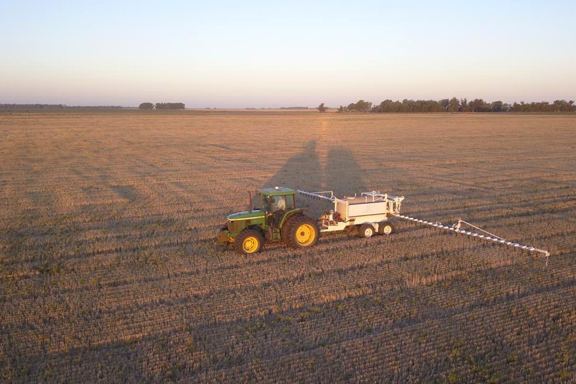 Santa Fe: media sanción a un proyecto con más restricciones a los agroquímicos