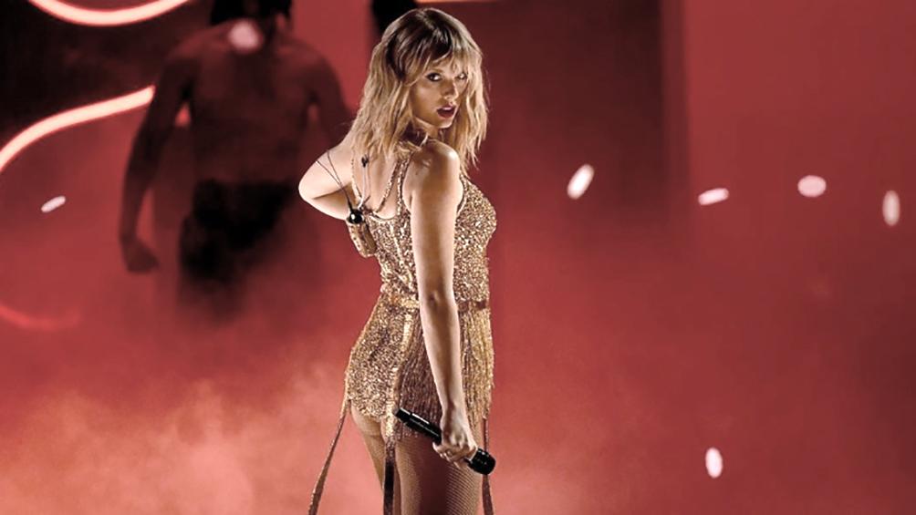 Taylor Swift arrasa y se consagra como artista de la década