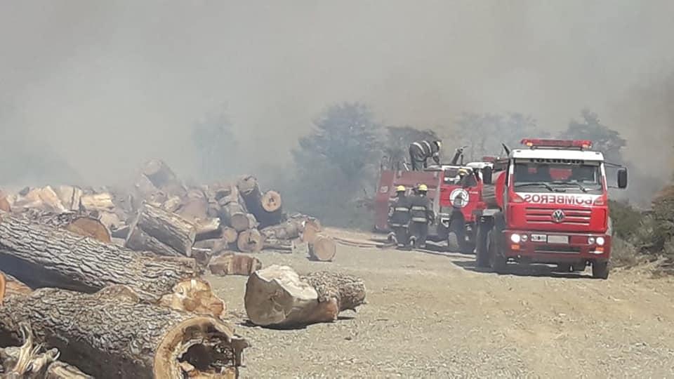 La comunidad Rafaela Ishton demandará a Lenga Patagonia por el incendio en la reserva