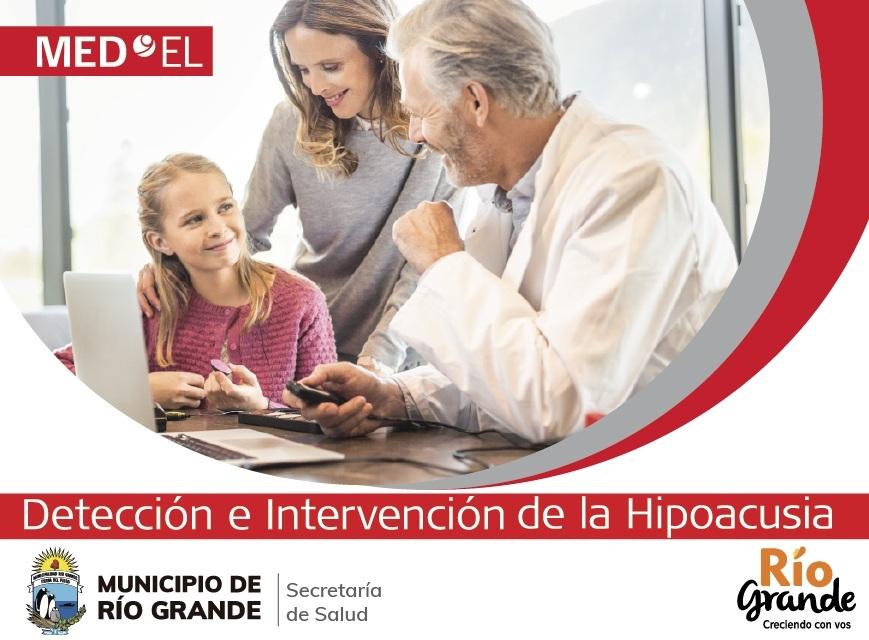 Realizarán Jornada sobre Detección e Intervención de la  Hipoacusia