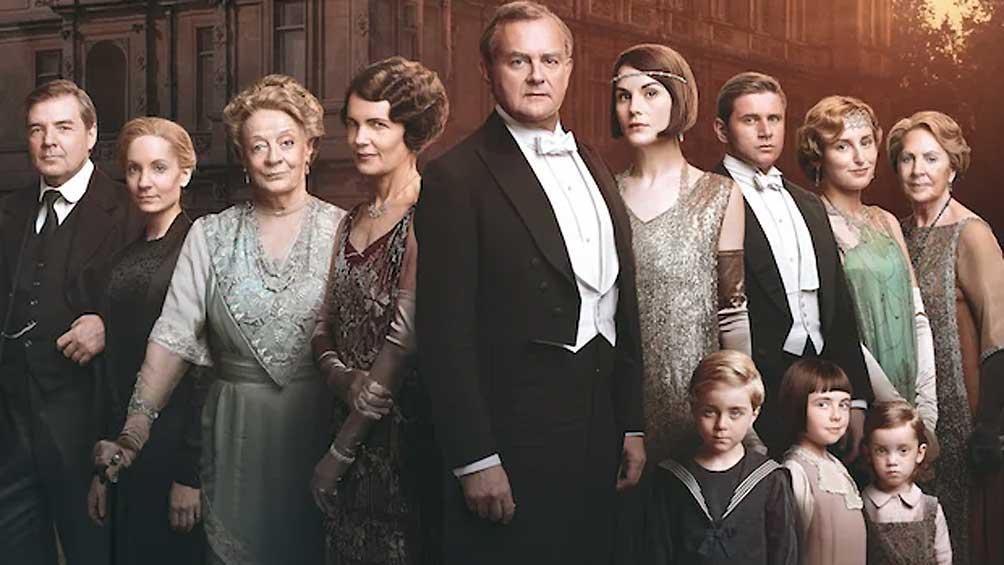 """La película """"Downton Abbey"""" tendrá secuela"""