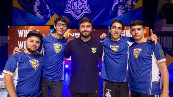 Team Queso, el equipo de los argentinos, comenzó a disputar un mundial de celulares por medio millón de dólares