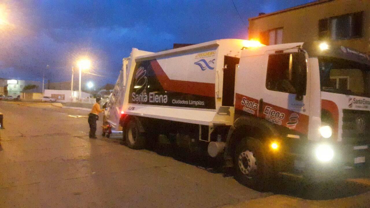 Se destrabó el conflicto y se restablece la recolección de residuos en la ciudad
