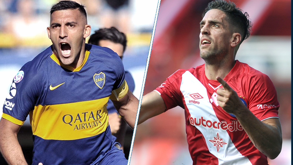 """Boca recibe a Argentinos Juniors en un """"duelo"""" de punteros"""