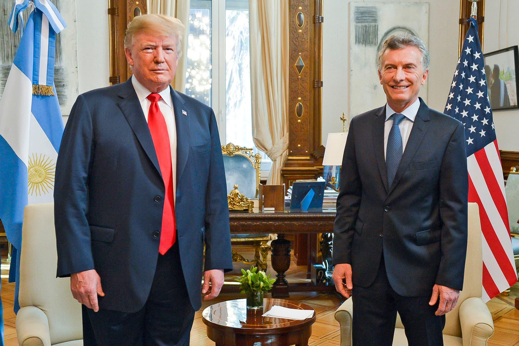 Qué le compra y qué le vende la Argentina a los Estados Unidos