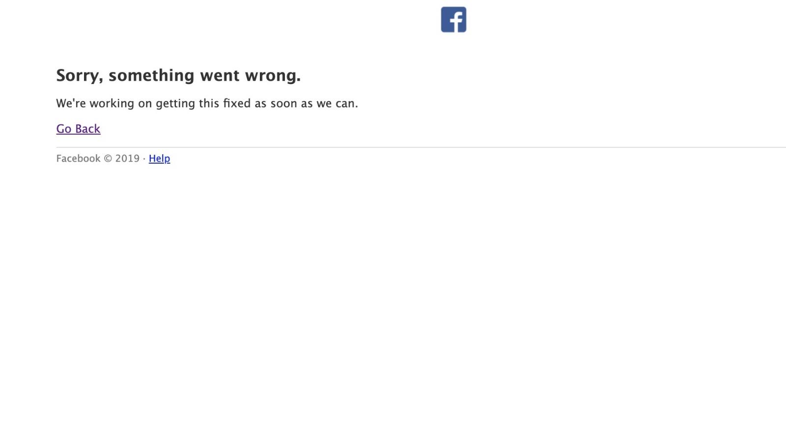 Facebook e Instagram se cayeron generando malestar entre los usuarios