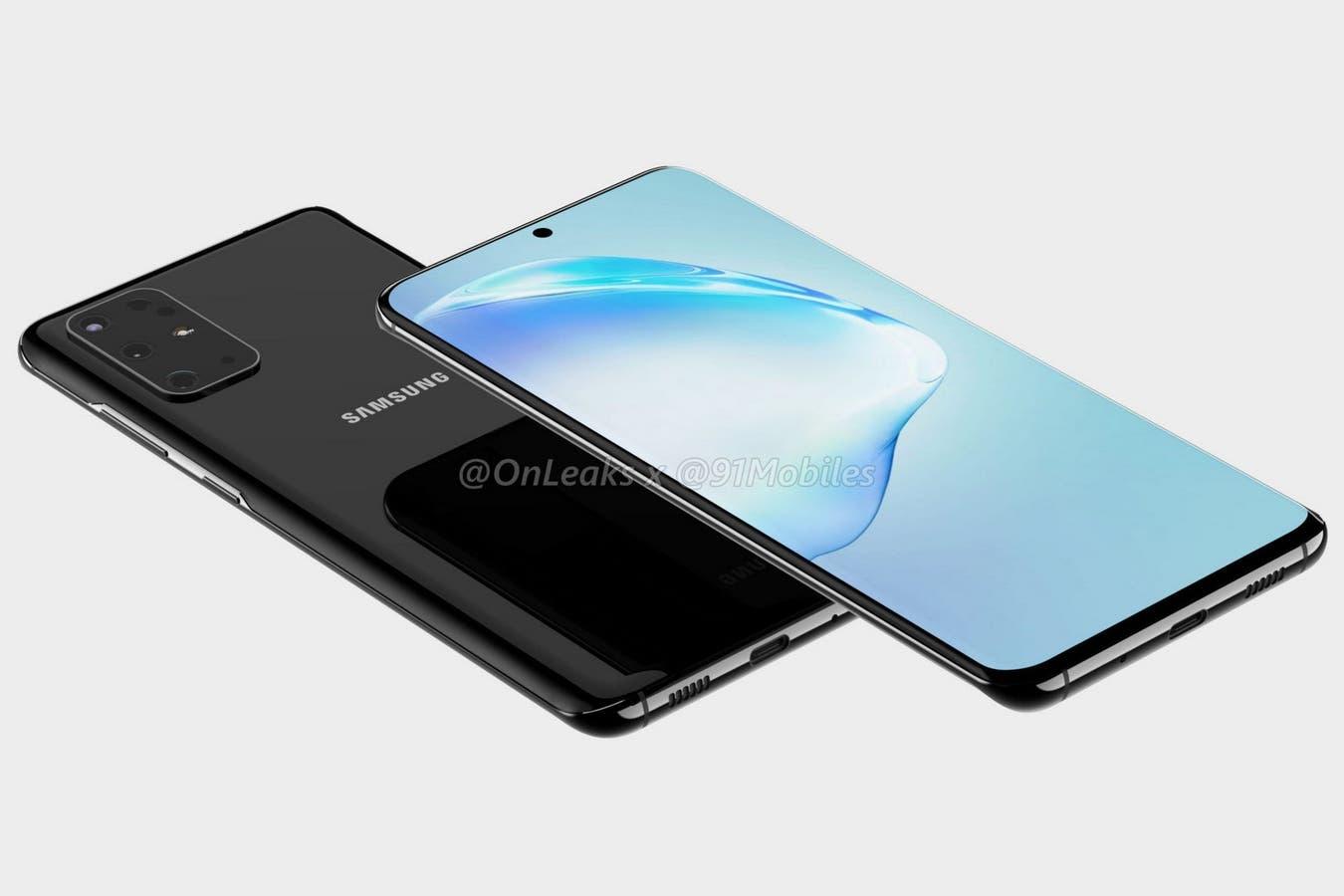 Filtraron fotos del próximo Samsung Galaxy S11