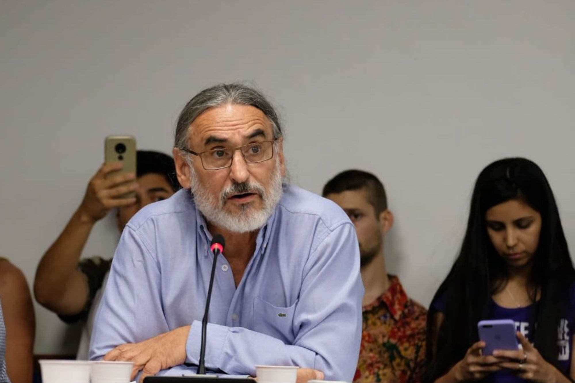 El diputado Luis Basterra ganó terreno para ser ministro de Agricultura