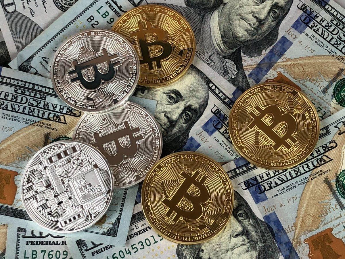 El dólar bitcoin rebota entre el blue y el CCL