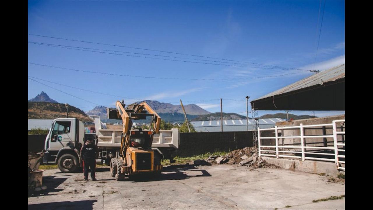 Inician construcción de planta de tratamiento de efluentes en Matadero municipal