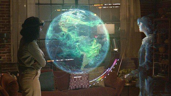 microsoft-presento-mesh:-reuniones-de-teams-pero-con-hologramas