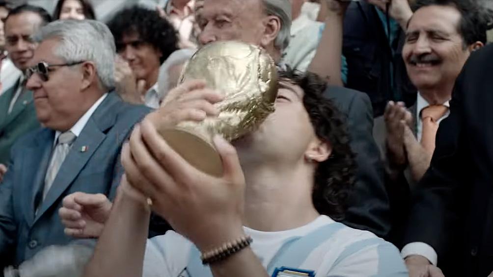 """amazon-presento-el-trailer-de-""""maradona:-sueno-bendito"""""""