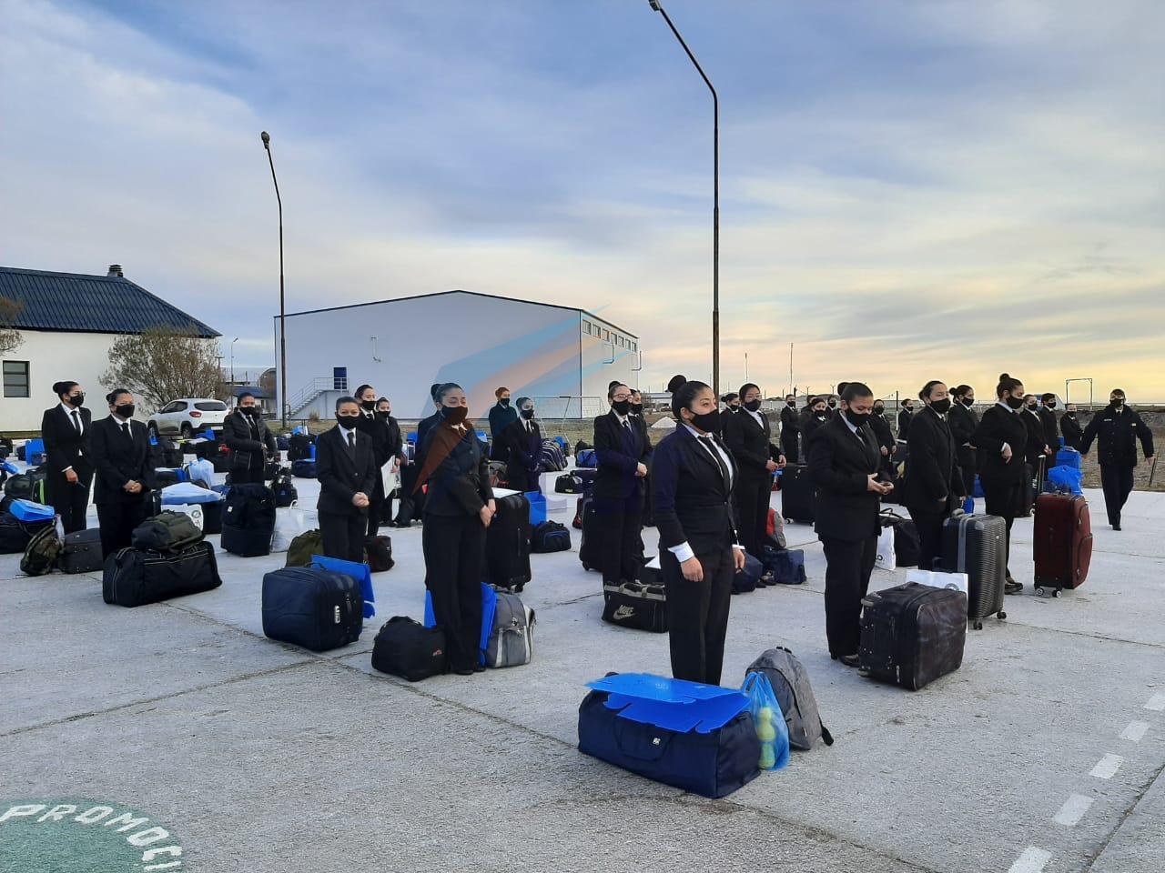 ingresaron-140-mujeres-aspirantes-a-agentes-a-la-escuela-de-policia