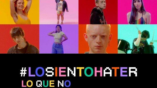 #losientohater:-chicas-y-chicos-combaten-discursos-de-odio-en-redes