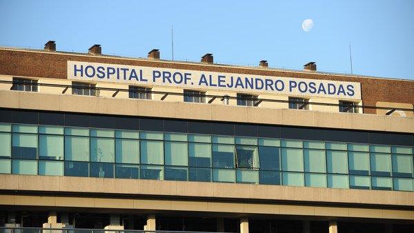 por-primera-vez-desde-el-inicio-de-la-pandemia,-ayer-el-hospital-posadas-no-detecto-ningun-caso-de-coronavirus