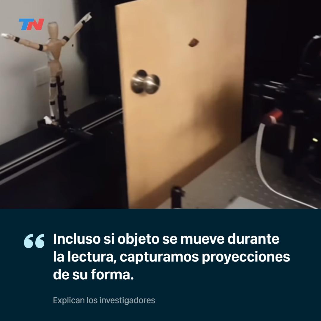 """un-laser-detecta-los-objetos-de-una-habitacion-al-""""espiar""""-por-la-cerradura-de-la-puerta"""