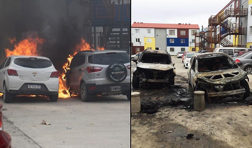 """incendio-""""intencional""""-dano-a-2-rodados-estacionados"""