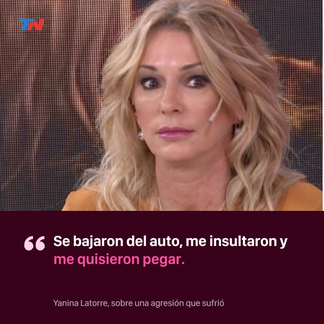 """""""se-bajaron-del-auto-y-me-quisieron-pegar"""":-una-pareja-agredio-a-yanina-latorre-cerca-del-obelisco"""