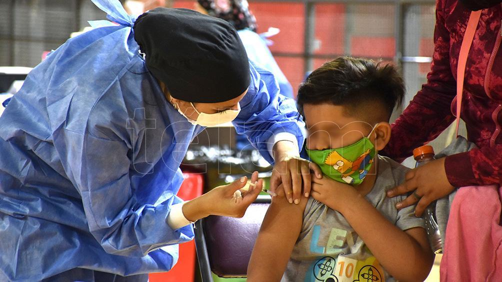 mas-de-100.000-ninos-de-3-a-11-anos-fueron-vacunados-hoy-con-primeras-dosis